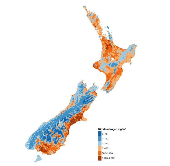NZ fresh water getting dirtier, says report