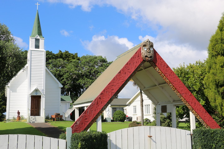 Saint Josephs Church, Te Puna.