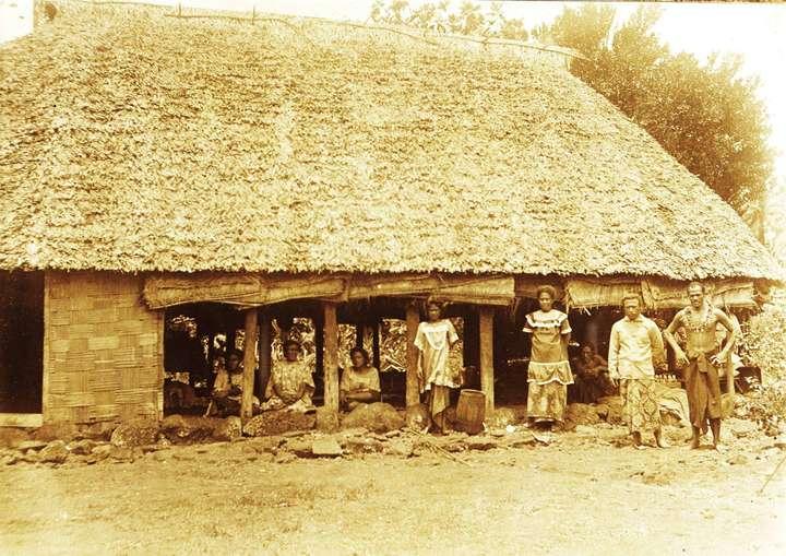 Rare photos underpin new book on German-era Samoa | RNZ News