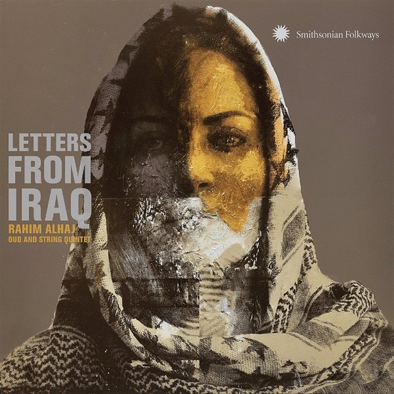 Rahim Alhaj - Letters From Iraq cover image