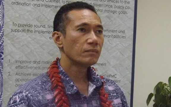 Samoa's CEO for the Ministry of the PM and Cabinet, Agafili Shem Leo