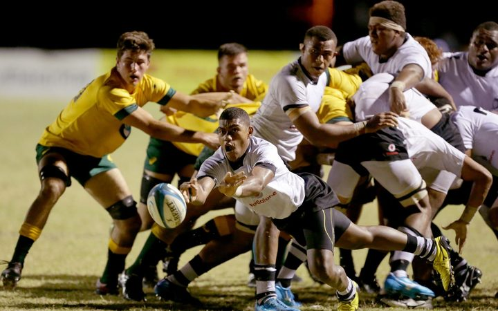 Fiji Under 20s pushed Australia close on the Gold Coast.