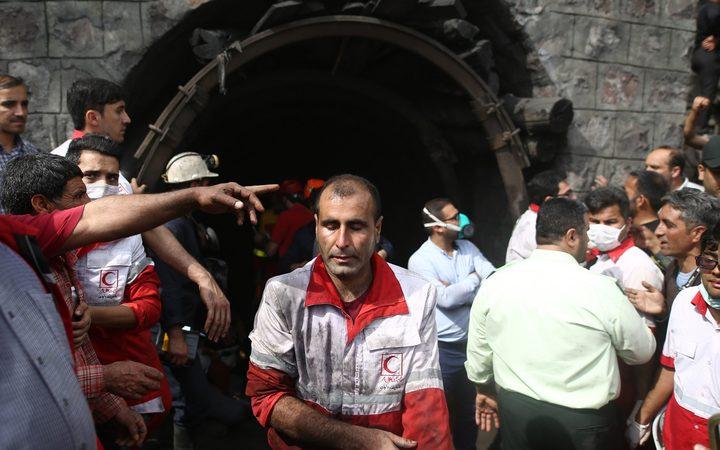 Death toll rises to 35 in Iran coal mine explosion