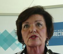 Police Minister Anne Tolley.