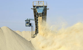 Morocco produces about 75 percent of the world's phosphate, much of it mined in the Western Sahara.