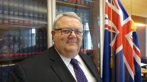 Gerry Brownlee has been Defence Minister and oversaw the Canterbury rebuild.