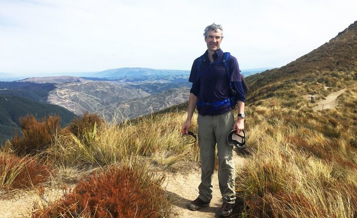 Gerry Closs heads the University of Otago's Zoology Department