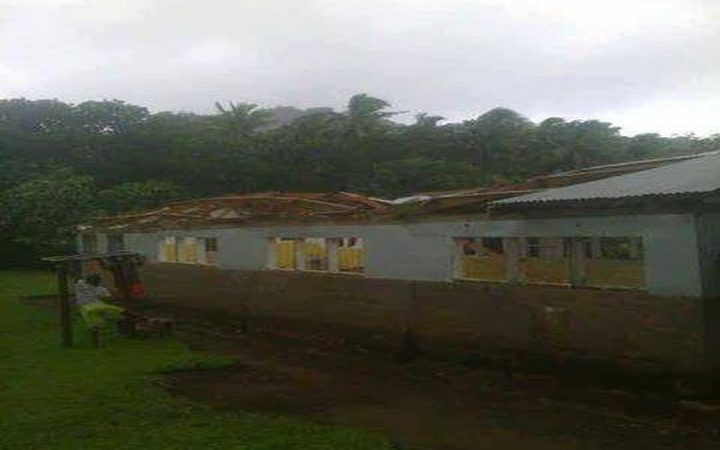 Damage in Torba as Donna moves slowly across Vanuatu