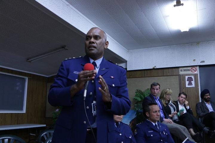 Detective Inspector Uraia Vakaruru. Photo / Eva Corlett
