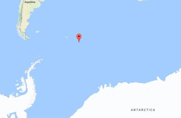 Magnitude 6.8 quake hits off Antarctica - USGS