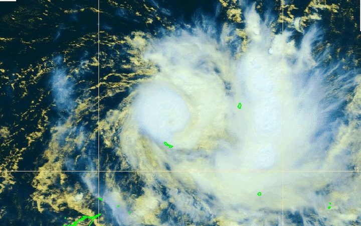 Futuna on lockdown for third day as Cyclone Ella lingers