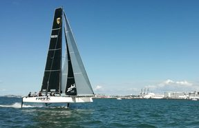 New Zealand's America's Cup youth team