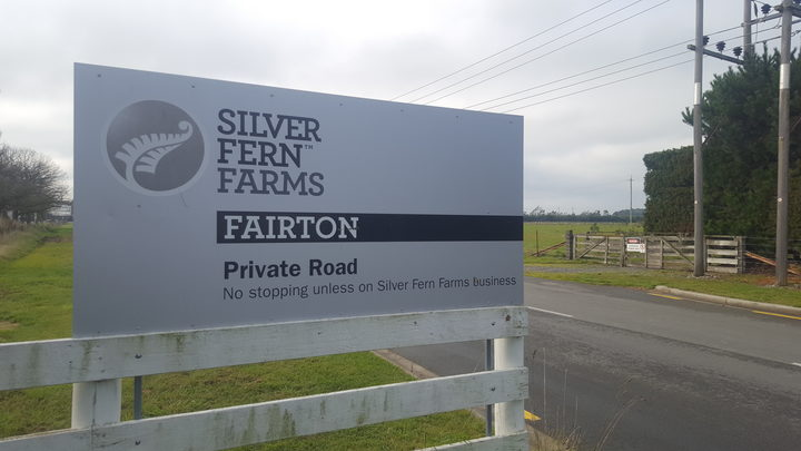 Silver Fern Farms