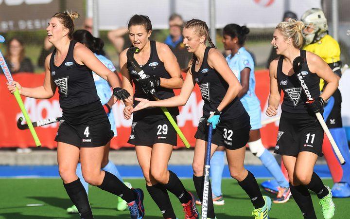 Women's Hockey: Kiwis complete 5-0 whitewash against Indian eves