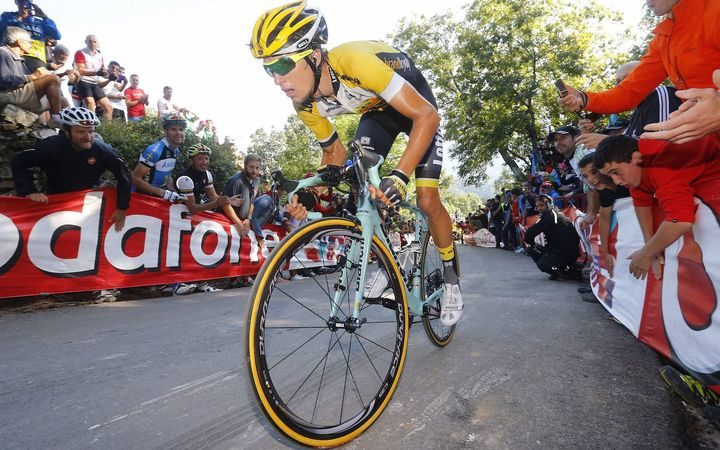 Colombian Uran wins tour stage, Froome retains yellow