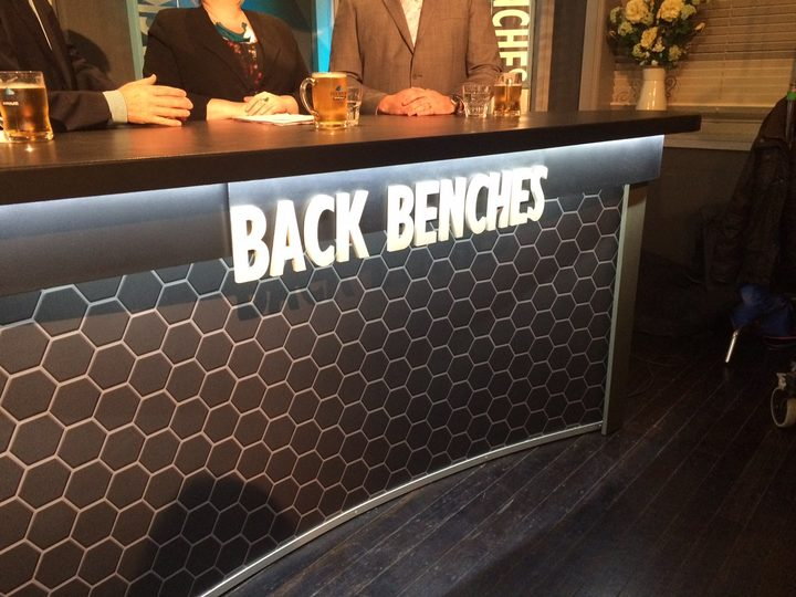 Back Benches is back, and it's celebrating 10 years.