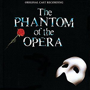 Phantom of The Opera (Album cover)