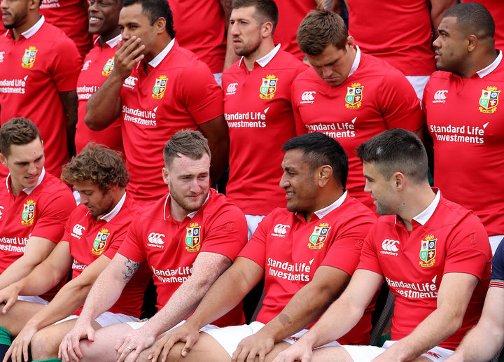 British and Lions Player Administration Day in London earlier this month.