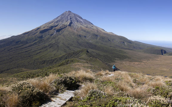 Taranaki is bracing itself for an influx of tourists to the fragile, sub-alpine Pouakai Crossing