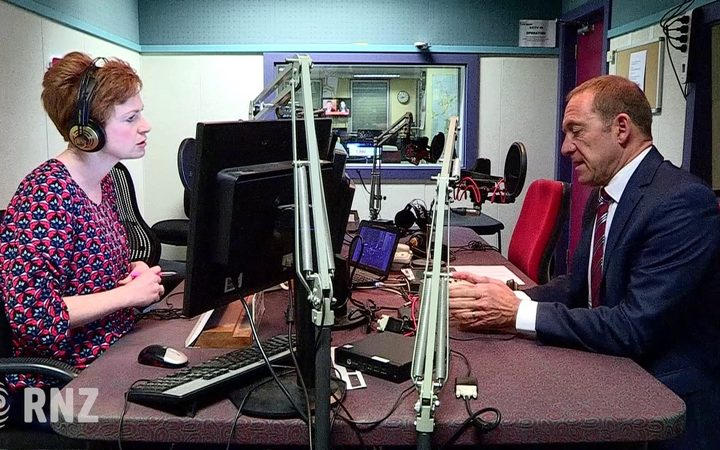 Andrew Little on Morning Report 30th May 2017