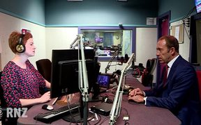 Andrew Little on  Morning Report April 4th 2017