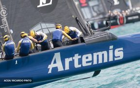 America's Cup officials make wrong call in Artemis race with Team NZ: RNZ Checkpoint