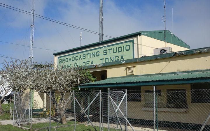 Tonga Broadcasting Commission studios in Fasi