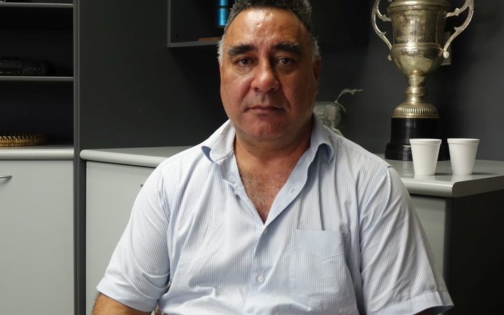 Nanise Fifita's lawyer William Edwards.