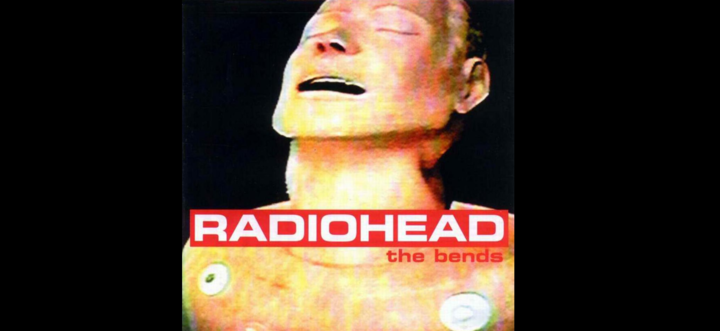 Radiohead - The Bends album cover