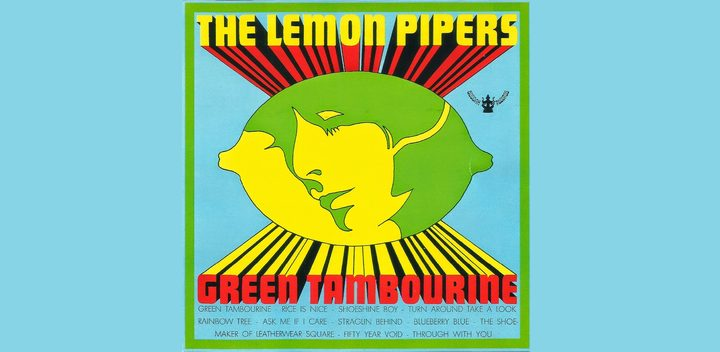 Lemon Pipers - Green Tambourine album cover