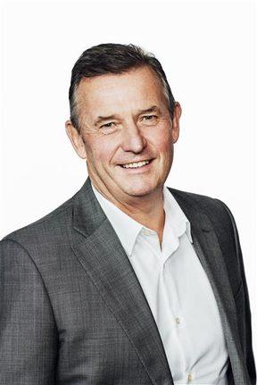 Mainfreight managing director Don Braid