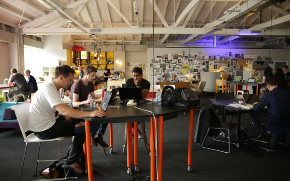 BizDojo provides work space for freelancers and other self-employed workers.