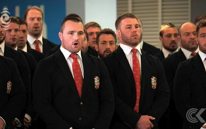 Lions arrive in NZ ahead of 1st match on Saturday
