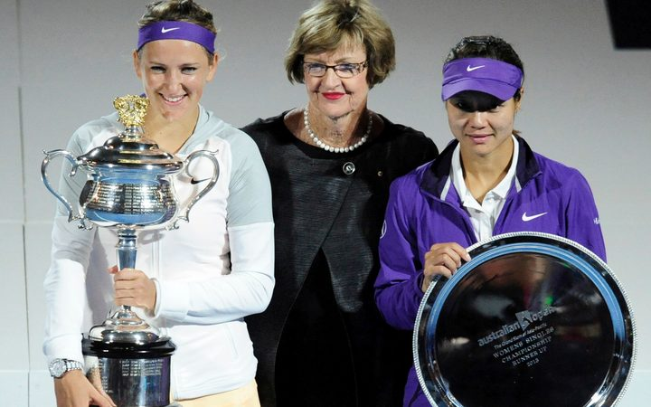 Margaret Court: Tennis is 'full of lesbians', says Australian Grand Slam legend