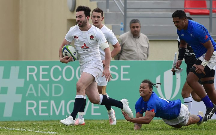 Ireland beaten by Italy at U20 World Championship after missing last-minute kick