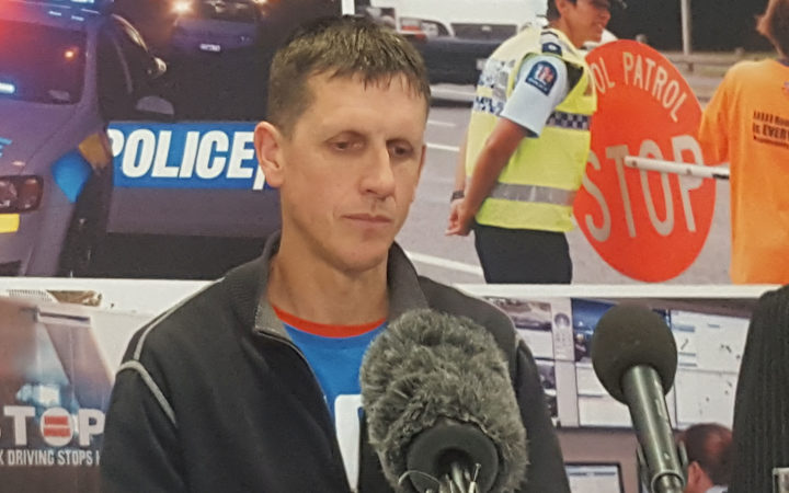 Simon McGrath, the brother of missing Christchurch builder Michael McGrath.