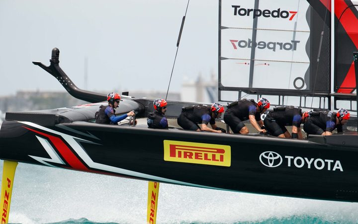 America's Cup: What's up next for Team New Zealand