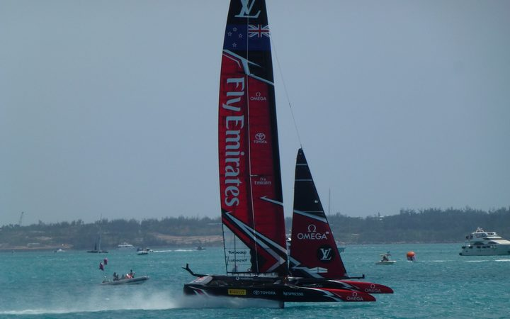 Opening races of America's Cup challenger series postponed