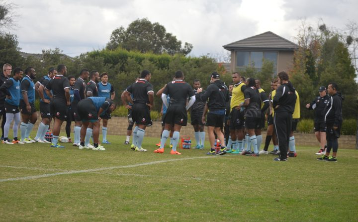Fiji rugby has high hopes before Italy match