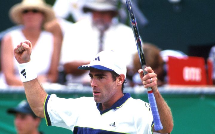 New Zealand doubles tennis player, Brett Steven got through to the semi finals of the French Open in 1995.