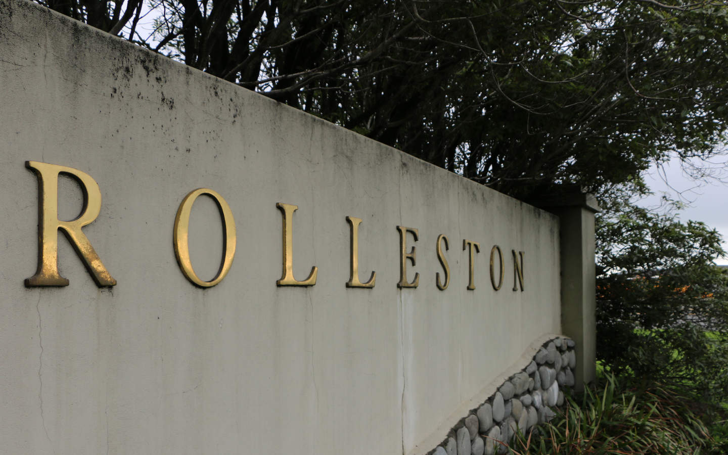 Rolleston, town of the future