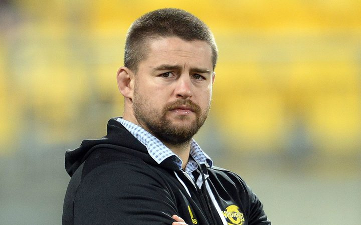 All Blacks hooker Dane Coles