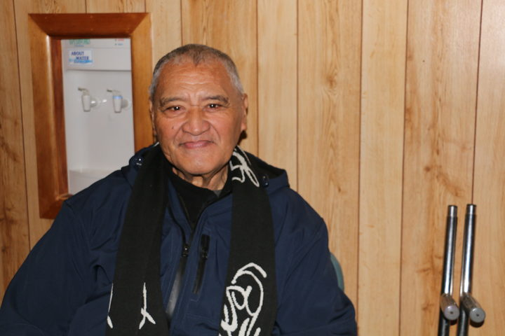 Koro Tutua was brought up in the Ringatu faith and says the collective's work is about helping people.