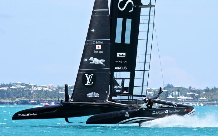 It's unclear if Team Japan will be back for another shot at the Americas Cup.