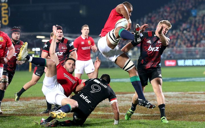 Justin Marshall: Lions showed their big weapon in win over Crusaders