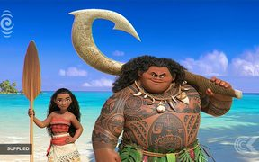 Joy at Moana being first Disney film to be translated into Te Reo