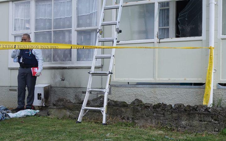 Teen in flames in Otara house fire
