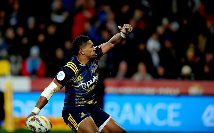 Marty Banks gives Highlanders thrilling win over British and Irish Lions