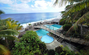 Niue, Matavai resort