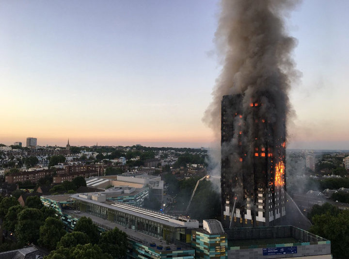 Pilgrim Tucker on the failures of the Grenfell Tower and fire | RNZ